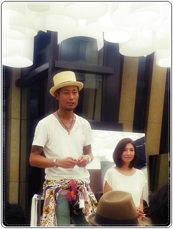 東京ブレンド第8回☆MINX原宿 代表 池戸裕二さん