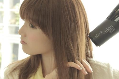 家での髪の乾かし方【ハンドドライ】(毛先がはねる!まとまらない!ふくらむ!の解決方法)