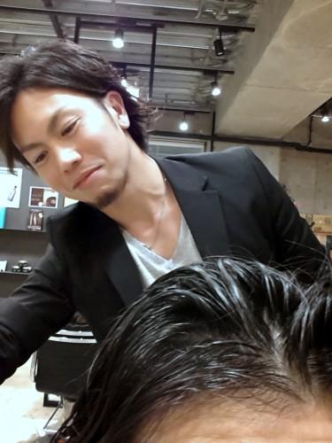 櫻井翔くんヘアスタイルにU-REALMの奨くんにしてもらったぁ!