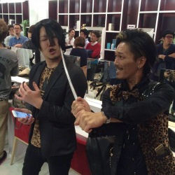 HEYKEL(ヘイケル) ディレクター 真鍋 遼太郎さん 豹さん
