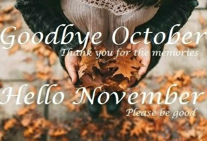 10月 11月