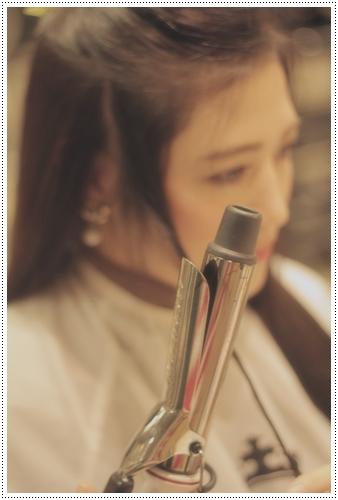 自分で出来る、ゆるふわアイロンスタイリング・コテを使ったねじり巻き(ツイスト巻き)のやり方IMG_6639