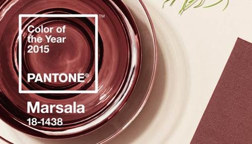 Marsala(マルサラ)【PANTONE発表の2015年トレンドカラー】来年の髪色に取り入れてみたい色