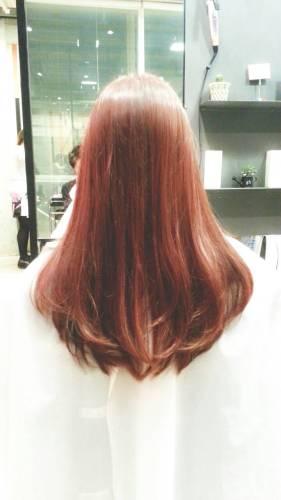 【2014~2015冬】オススメのヘアカラー★「オーキッドヴェールカラー」と「メルティブラウンカラー」