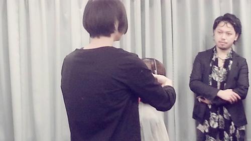 マルチバースセミナー grico エザキヨシタカさん、原田直美さん 【最強ボブの切り方&色んな基本を見直しましょう!】33505
