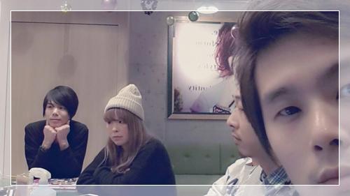 メリークリスマス☆聖なる夜はU-REALMスタイリストミーティング【うちのお店のミーティング事情】33967