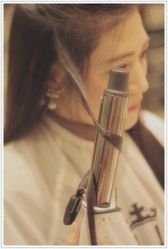 自分で出来る、ゆるふわアイロンスタイリング・コテを使ったねじり巻き(ツイスト巻き)のやり方IMG_6643
