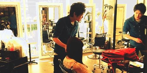 月刊誌Rayのヘアメイクのお仕事させて頂きました【撮影】