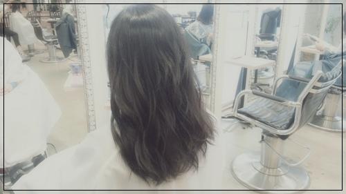 【女優・廣井ゆうさんの髪型】アシメショートバングとビターブラウンカラー10