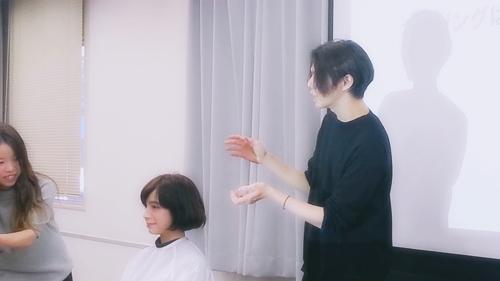 マルチバースセミナー grico エザキヨシカタさん、原田直美さん 【grico撮影メイクセミナー!!】201521715