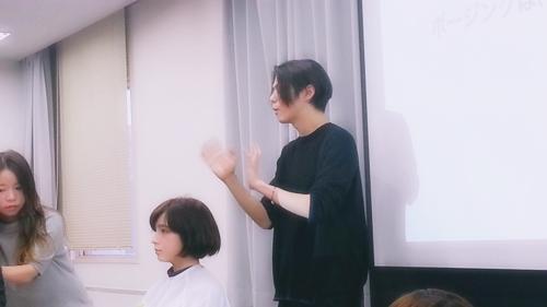 マルチバースセミナー grico エザキヨシカタさん、原田直美さん 【grico撮影メイクセミナー!!】201521714