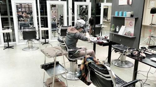 美容師だけどセルフカラーしてみた22