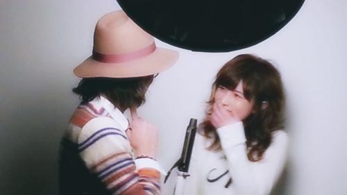 2015年最初の東京ブレンドセミナー Tierra三笠さんのヘアメイク&Zacc増渕さんのメイク(2015・2・15)8