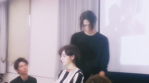 マルチバースセミナー grico エザキヨシカタさん、原田直美さん 【grico撮影メイクセミナー!!】201521722