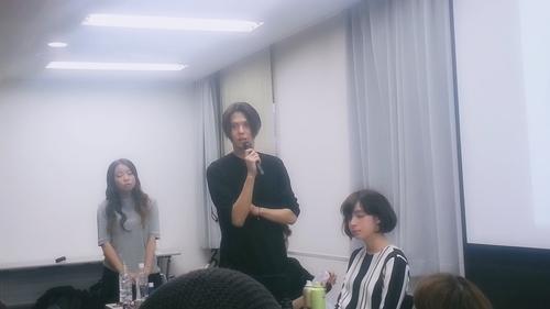 マルチバースセミナー grico エザキヨシカタさん、原田直美さん 【grico撮影メイクセミナー!!】20152173