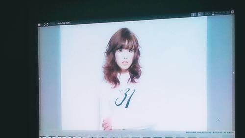 2015年最初の東京ブレンドセミナー Tierra三笠さんのヘアメイク&Zacc増渕さんのメイク(2015・2・15)20