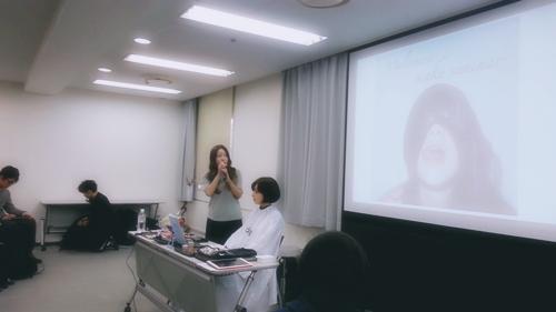 マルチバースセミナー grico エザキヨシカタさん、原田直美さん 【grico撮影メイクセミナー!!】20152177