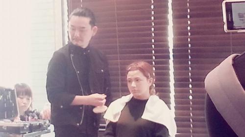 マルチバースセミナー air 木村直人さん、【30分時短メイク実演&スタイリング】18