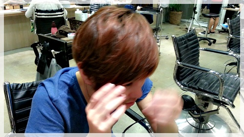 ドライヤーのみで理想の前髪に乾かす方法【4パターン】12