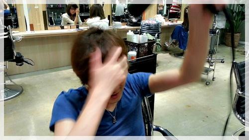 ドライヤーのみで理想の前髪に乾かす方法【4パターン】33