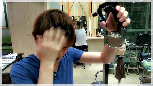 ドライヤーのみで理想の前髪に乾かす方法【4パターン】41
