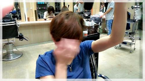 ドライヤーのみで理想の前髪に乾かす方法【4パターン】21