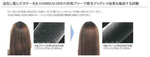 美容室でもおススメのヘアビューザー(HAIRBEAUZER)【ドライヤーの選び方】3