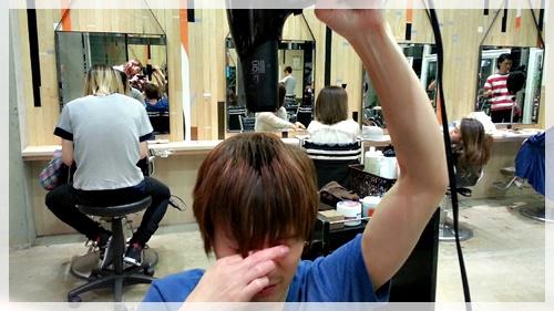 ドライヤーのみで理想の前髪に乾かす方法【4パターン】36