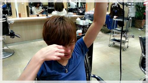 ドライヤーのみで理想の前髪に乾かす方法【4パターン】18