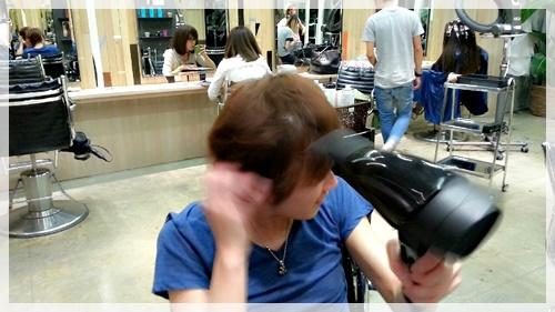 ドライヤーのみで理想の前髪に乾かす方法【4パターン】25