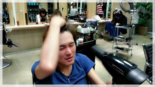 ドライヤーのみで理想の前髪に乾かす方法【4パターン】17
