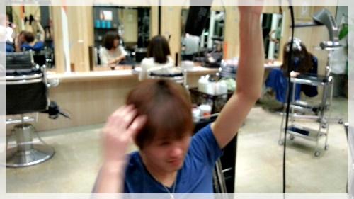 ドライヤーのみで理想の前髪に乾かす方法【4パターン】15