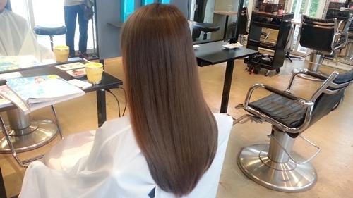 ショコラベージュカラー☆2015秋の人気を先取るならこの髪色03