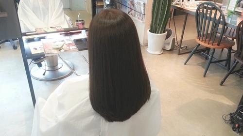 2015秋はショコラカラーがおススメ☆パサつかず髪がキレイに見える色【ショコラブラウン】01
