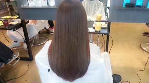 ショコラベージュカラー☆2015秋の人気を先取るならこの髪色01