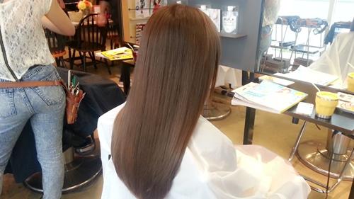 ショコラベージュカラー☆2015秋の人気を先取るならこの髪色02