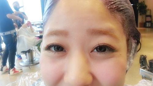 顔周りのカラーの塗り方でゆずれない事【カラーのプロとしての仕事】02