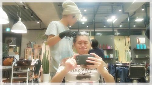 こんにちは!セルフカラー美容師です!09