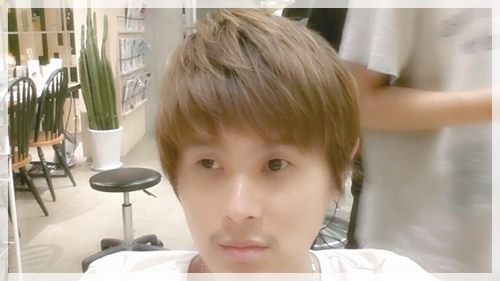 こんにちは!セルフカラー美容師です!ニコッ(´▽`)