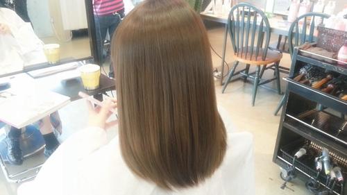モカブラウンカラー【8~9トーンの髪色。明るく見えすぎないけど、暗く見えすぎない。】01