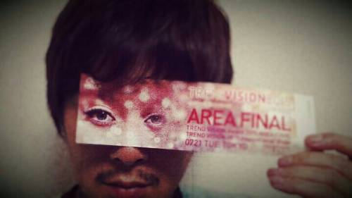 TREND VISION award 2015 2nd stage エリアファイナル まもなく始まります!
