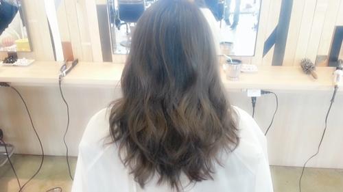 【2015~2016冬】スモーキーアッシュブラウンカラー☆6トーンの暗めの透明感と透け感のある髪色
