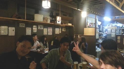 渋谷で生ビールとハイボールが80円で飲めるお店【すみれ】01