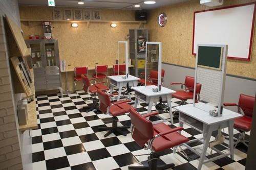 【026GARAGE】『原宿から世界へ』をテーマにトレンドヘアを発信する美容室5