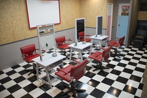 【026GARAGE】『原宿から世界へ』をテーマにトレンドヘアを発信する美容室4