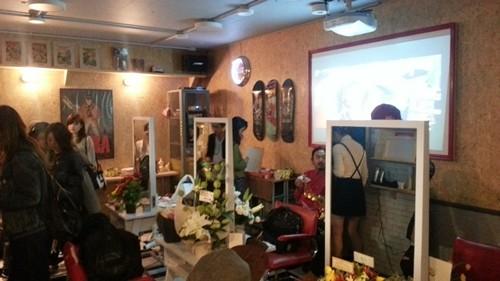 【026GARAGE】『原宿から世界へ』をテーマにトレンドヘアを発信する美容室10