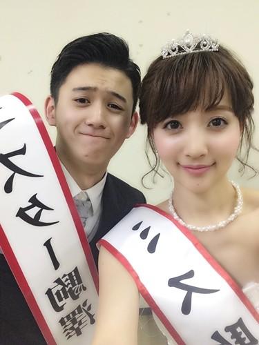 サロモやってくれる伊波絵梨花さんがミス駒沢になったって!!?3