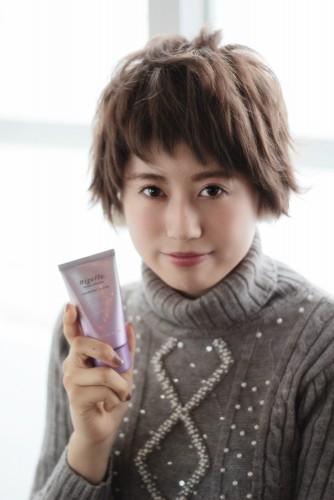 ショートヘアの乾かし方とスタイリング方法【ゆっとふわっと柔らかい髪型を作ろう】02_pp
