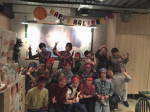 2015U-REALMハロウィン営業!2