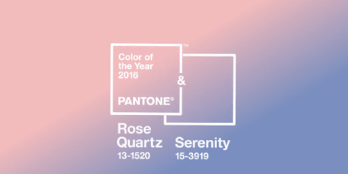 PANTONEが選ぶ2016年のトレンドカラーはこの色9